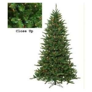 10 Pre Lit Frasier Fir Artificial Christmas Tree