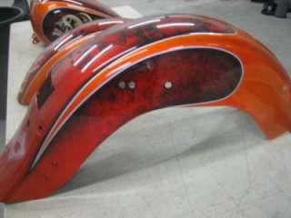05/06 Harley FLSTFI Softail Fatboy Custom Paint Set Tin