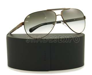 NEW Prada Sunglasses SPR 54N BLACK 7OI 4M1 SPR54N 64MM AUTH