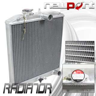 ROW RACING RADIATOR 92 00 CIVIC/DEL SOL/INTEGRA EG9 EK9 EM1
