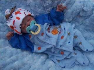 OOAK Reborn Baby Boy Joey (Denise Pratt Sculpt) Gift NEW