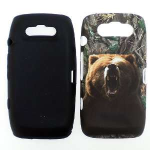 Torch 9850 9860 Grizzly Bear Animal Green Forest Design Dual Layer
