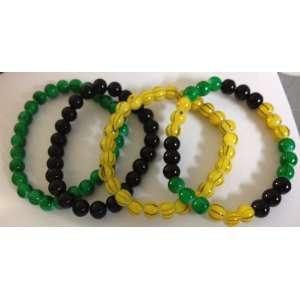 Fashion Jewelry Beaded Bracelet   Set 4 Arts, Crafts & Sewing