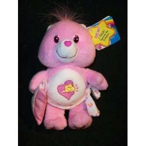 Retired Care Bears Talking 6 Plush Baby Hugs Bear Toys