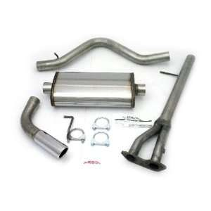 Stainless Steel Exhaust System for GM C/K Extended Cab Short Bed 5.7L