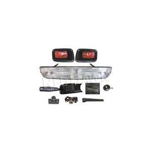 & Taillight Kit for EZGO TXT Golf Cart 1994 & Up