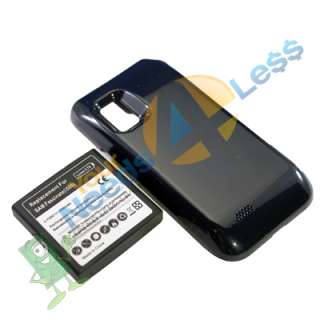 3500mAh ext battery Samsung Galaxy S i500 Fascinate Mesmerize + Cover