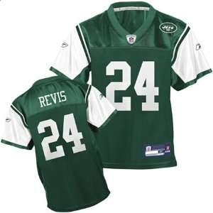 Darrelle Revis New York Jets Green Baby / Infant Jersey