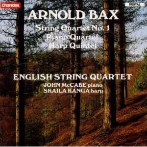 String Quartet 1 / Piano Quartet / Harp Quintet Bax