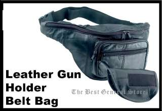 This great Fanny Pack quickly unzips to access your pistol held by