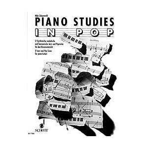 Piano Studies in Pop Composer Mike Schoenmehl Unknown