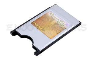 New Compact Flash PCMCIA CF Card Adaptor for Laptop