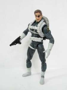 SHIELD NICK FURY 3.75 EXCLUSIVE ACTION FIGURE VERY RARE