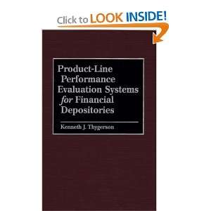 Product Line Performance Evaluation Systems for Financial
