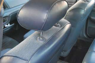 FORD CROWN VICTORIA 1992 1997 S.LEATHER SEAT COVER