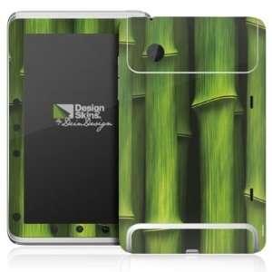 Design Skins for HTC Flyer   Bamboo Design Folie