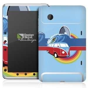 Design Skins for HTC Flyer   Surfpod Design Folie
