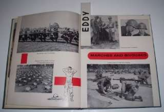 1959 FORT DIX US ARMY INFANTRY YEAR BOOK Basic Training