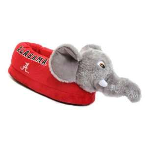 Alabama Crimson Tide Adult Pillow Pals Slippers Sports