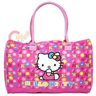 Sanrio Hello Kitty Duffel Bag Gym Travel Bag 1