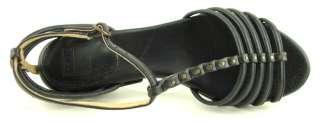 FRYE NAOMI Black Womens Shoes Sandals 6.5
