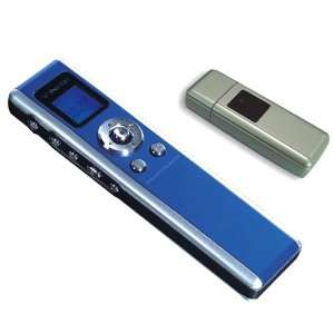 PowerPoint Remote Controller w/Red Laser Pointer & LCD