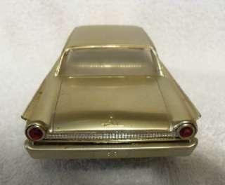 1961 Ford Galaxie Gold Award 2Dr Promoional Model Car |