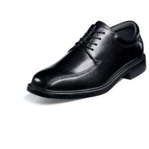Nunn Bush MARCELL Mens Black Leather Shoe 83364 01