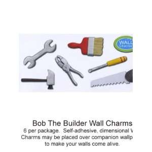 York Brothers and Sisters Volume 4 Bob the Builder Wall Charms Bt2989