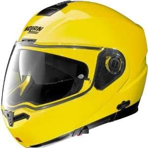 Nolan Solid N104 Modular Full Face Motorcycle Helmet w/ Free B&F Heart