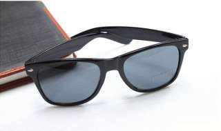 New Fashion Wayfarer Vintage Men Women Sunglasses