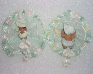 MOMMY CORSAGE AFRICAN AMERICAN BOY or GIRL PINK, BLUE or GREEN