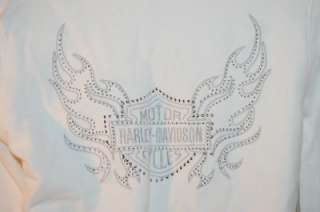 HARLEY DAVIDSON MOTORCYCLE Hoodie Small Sweater