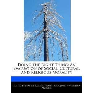 , and Religious Morality (9781241681876) Beatriz Scaglia Books