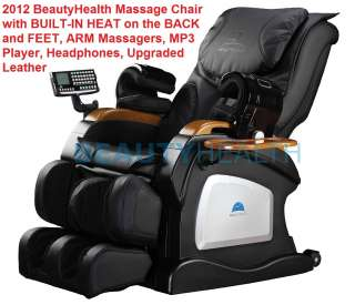 BRAND NEW BEAUTYHEALTH BC 07DH SHIATSU RECLINER MASSAGE CHAIR with
