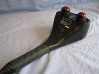 Progammable Percussion Massager W/Heat Model HF 757 Full Body