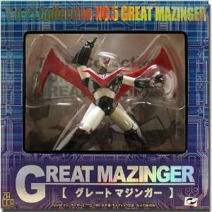Great Mazinger PVC Figure   T.O.P! Collection #5 Toys