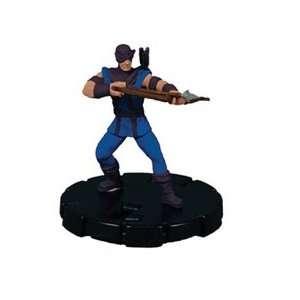 Marvel Heroclix Avengers Hawkeye SUPER RARE