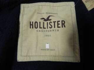 NWT Hollister Mens Hollywood Beach Hoodie Sweatshirt