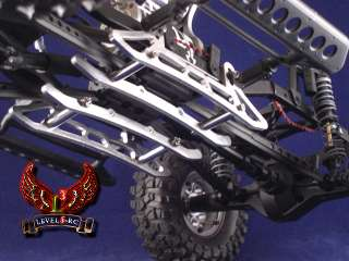 CHASSIS SLED GUARD  AXIAL SCX 10 HONCHO