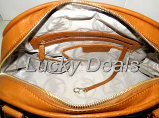 MICHAEL KORS SUTTON LARGE SATCHEL HANDBAG BAG LUGGAGE