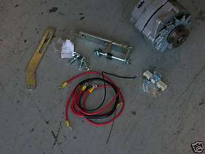 MASSEY FERGUSON TRACTOR 12V CONVERSION KIT TO30 TO20