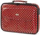 Oliepops Red Polka Dot Laptop Case Bag fits upto 17.3 (Limited Edition