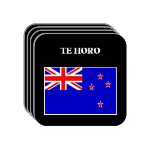 New Zealand   TE HORO Set of 4 Mini Mousepad Coasters