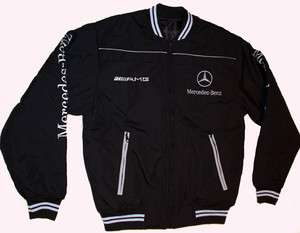 jacket mercedes amg windbreaker waterproof