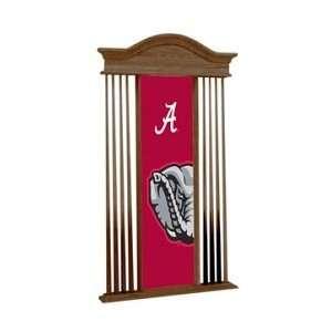 Alabama Crimson Tide Cue Rack Back Cloth Sports