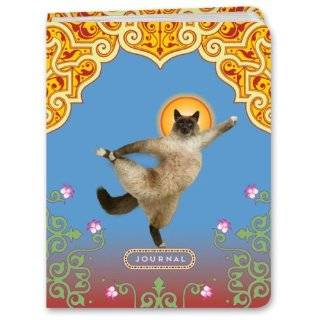 Cat Yoga Mini Note Pads (9780307395412): Rick Tillotson