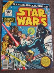 1977 Star Wars Marvel Special Collectors Edition ~ #2