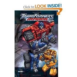 Transformers: Armada Volume 1 (Transformers (Idw)) (v. 1