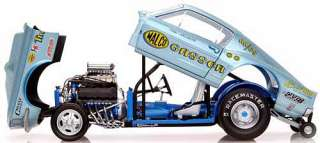1967 OHIO GEORGE MALCO GASSER GMP FORD DRAGSTER MUSTANG 1:18 NHRA DRAG